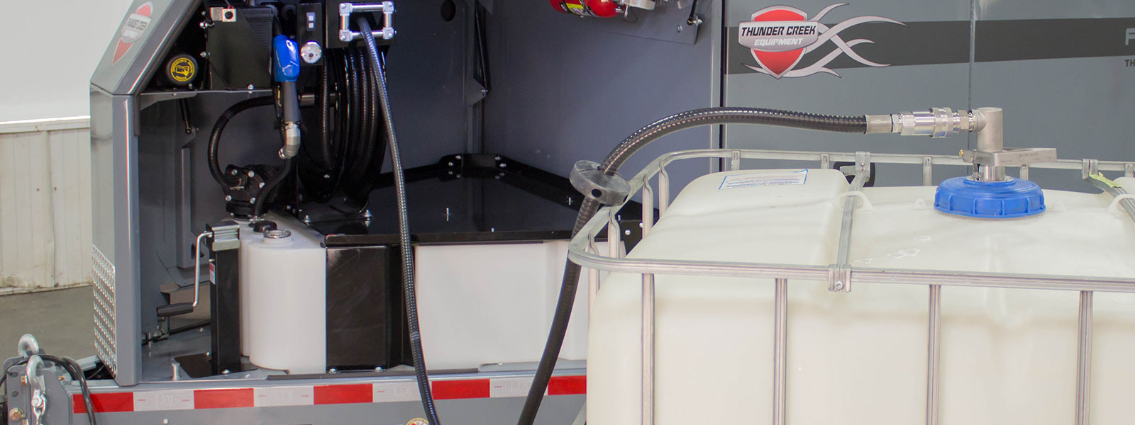 Closed DEF System Enhanced on FST Trailers