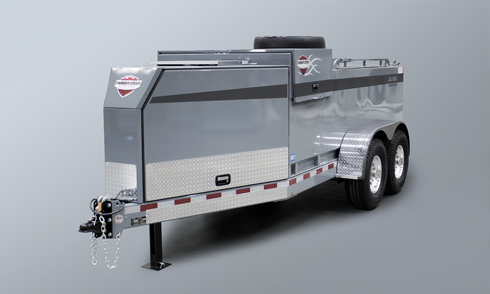 Double Wall Fuel Trailers