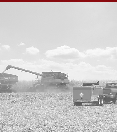 More Harvest Time. Less Downtime.