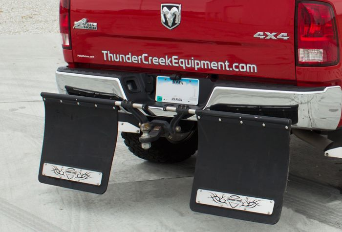 Thunder Guard Mud Flaps